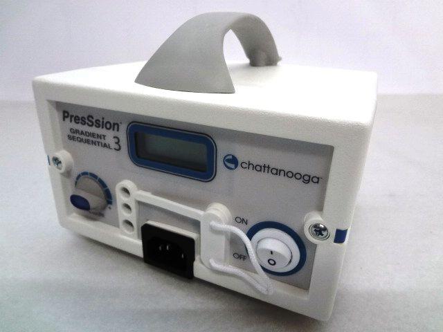 chattanooga lymphdrainage ger t presssion compression unit modell 4331 multi 3 ebay. Black Bedroom Furniture Sets. Home Design Ideas